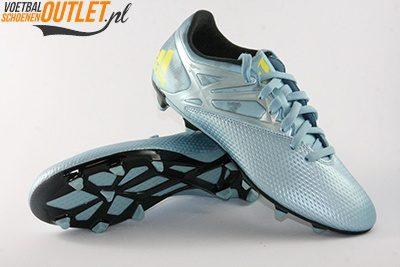 Adidas Messi 15.1 blauw voor- en onderkant (B23773)