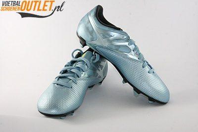 Adidas Messi 15.1 blauw voor- en zijkant (B23773)