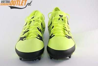 Adidas X15.1 geel zwart voorkant (B32782)