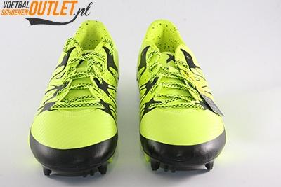Adidas X15.3 geel zwart voorkant (B27001)