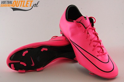 Nike Mercurial Vapor roze voor- en onderkant (648553-660)