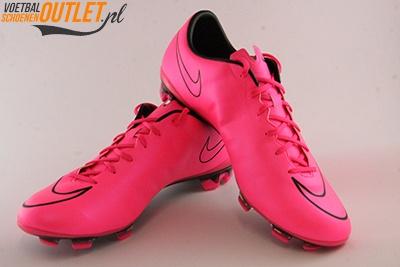 Nike Mercurial Vapor roze voor- en zijkant (648553-660)