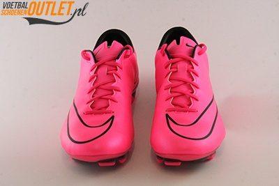 Nike Mercurial Vapor roze voorkant (648553-660)