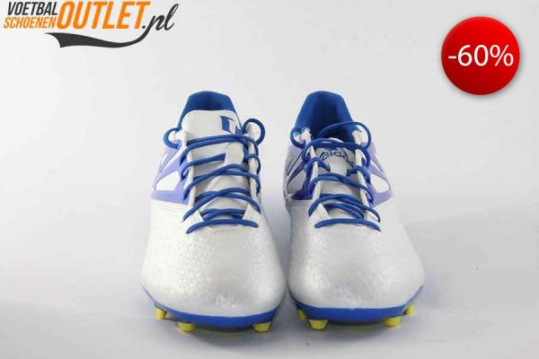 Adidas Messi 15.2 wit voorkant (B34361)