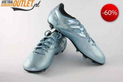Adidas Messi 15.3 blauw voor- en zijkant (B26950)