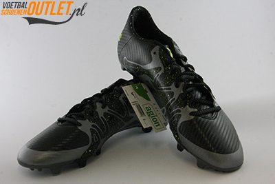 Adidas X 15.3 grijs zwart