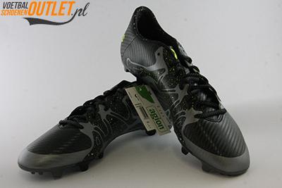 Adidas X 15.3 grijs zwart voor- en zijkant (B32771)