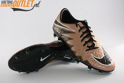 Nike Hypervenom Phelon II brons voor- en onderkant (749896-903)
