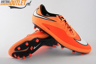 Nike Hypervenom Phatal oranje voor- en onderkant (599075-800)