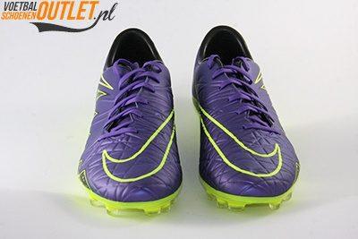 Nike Hypervenom Phatal paars voorkant (749893-550)