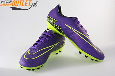 Nike Hypervenom Phelon paars en geel voor- en zijkant (749896-550)