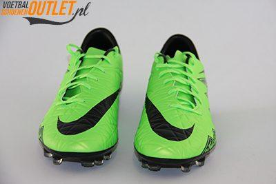 Nike Hypervenom Phinsh groen voorkant (749901-307)