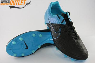 Nike Magista Orden zwart blauw voor- en onderkant (759989-004)