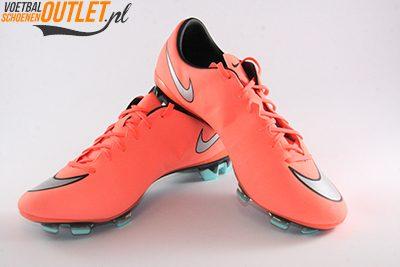 Nike Mercurial Veloce zalm oranje
