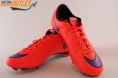 Nike Mercurial Veloce II rood