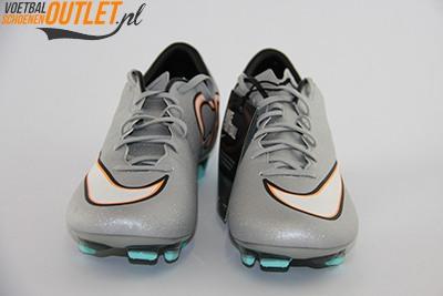 Nike Mercurial Veloce zilver voorkant (684863-003)