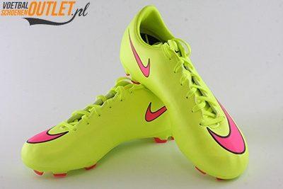 Nike Mercurial Victory V geel