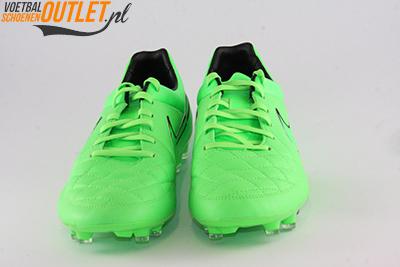 Nike Tiempo Legacy groen voorkant (631521-330)