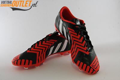 Adidas Absolado Instinct zwart rood voor- en zijkant (B24161)