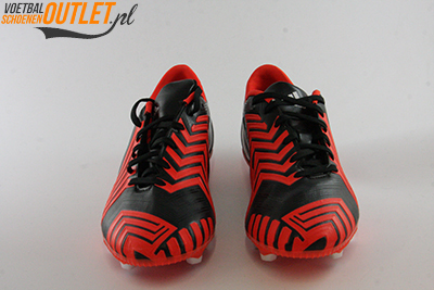 Adidas Absolado Instinct zwart rood voorkant (B24161)