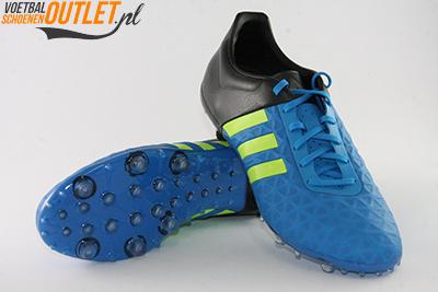 Adidas Ace 15.2 blauw voor- en onderkant (B32833)