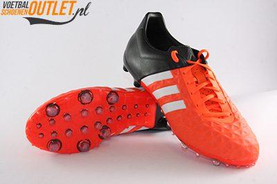 Adidas Ace 15.2 oranje zwart voor- en onderkant (S83254)