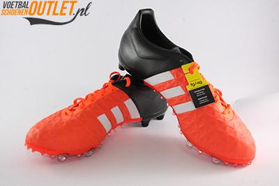Adidas Ace 15.2 oranje zwart voor- en zijkant (S83254)