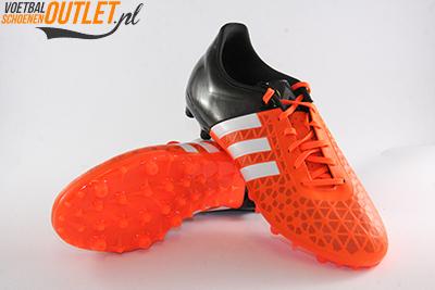 Adidas Ace 15.3 oranje zwart voor- en onderkant (S83243)