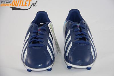 Adidas Adizero F10 blauw paars kids voorkant (G65354)