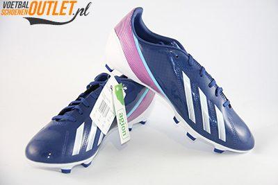 Adidas Adizero F10 blauw paars