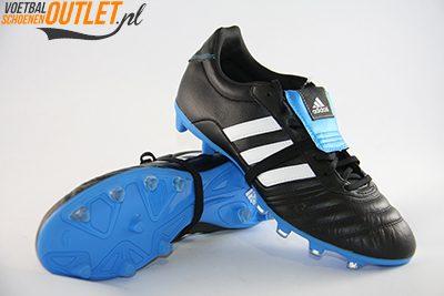 Adidas Gloro 15.1 zwart blauw voor- en onderkant (B36019)