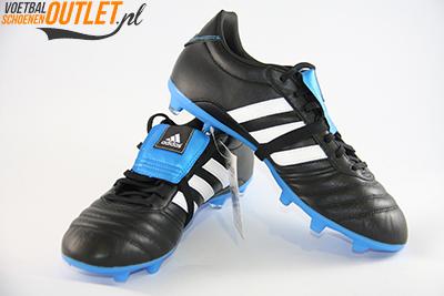 Adidas Gloro 15.1 zwart blauw voor- en zijkant (B36019)