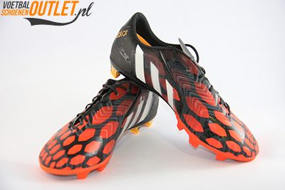 Adidas Predator Instinct zwart oranje
