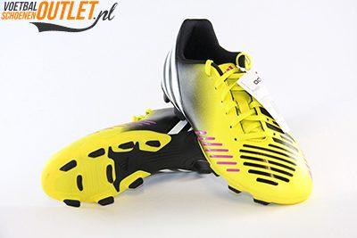 Adidas Predator Predito geel zwart kids voor- en onderkant (G65116)
