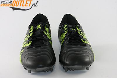 Adidas X 15.3 zwart geel voorkant (B26971)