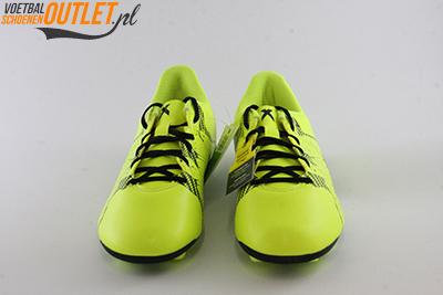 Adidas X 15.4 geel kids voorkant (B32788)