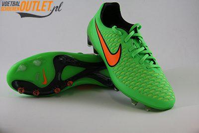 Nike Magista Opus groen voor- en onderkant (649230-380)