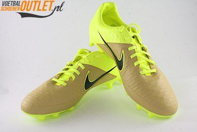 Nike Magista Orden geel bruin
