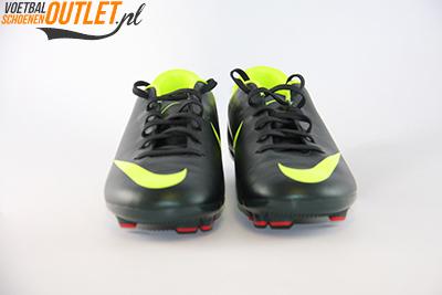 Nike Mercurial Glide III groen geel voorkant (509109-376)