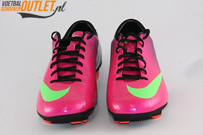 Nike Mercurial Veloce paars roze voorkant (555447-635)