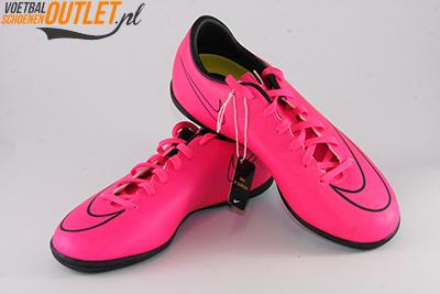 Nike Mercurial Victory roze kids (IC) voor- en zijkant (651639-660)