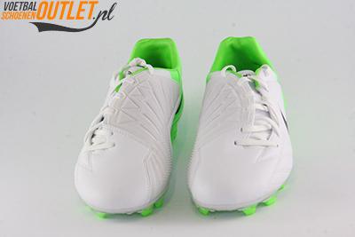 Nike T90 Strike wit groen voorkant (472562-170)