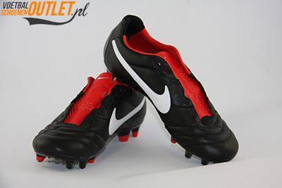 Nike Tiempo Legend zwart rood
