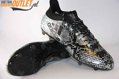 Adidas X 16.2 zwart zilver voor- en onderkant (BB4191)