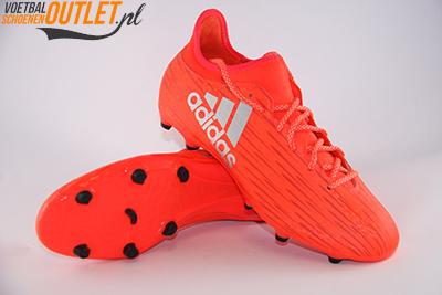 Adidas X 16.3 rood voor- en onderkant (S79483)