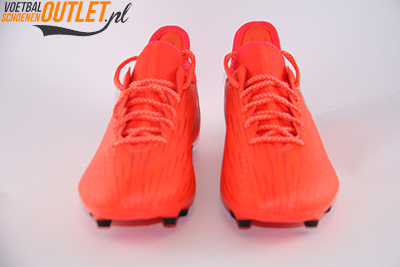 Adidas X 16.3 rood voorkant (S79483)