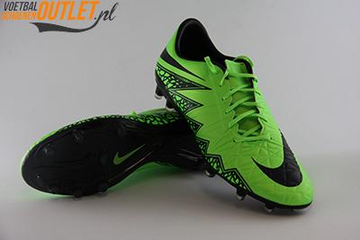 Nike Hypervenom Phatal groen voor- en onderkant (749893-307)