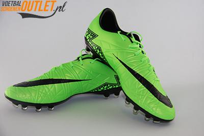 Nike Hypervenom Phatal groen voor- en zijkant (749893-307)