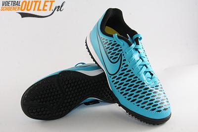 Nike Magista Onda blauw (TF) kunstgrasschoenen voor- en onderkant (651657-440)