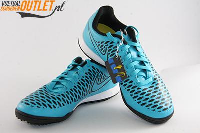 Nike Magista Onda blauw (TF) kunstgrasschoenen voor- en zijkant (651657-440)